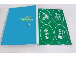 Airbrush tetováló sablon - Könyv 16