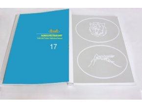 Airbrush tetováló sablon - Könyv 17