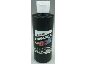 Createx Opaque black 120ml