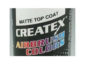 CREATEX Airbrush Colors 5603 Matte Top Coat -120ml