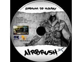 DVD airbrush do hĺbky