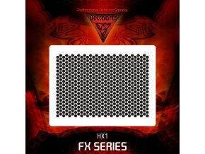 Airbrush sablon hexapant hx1