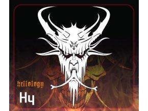 Airbrush sablon Hellology h4