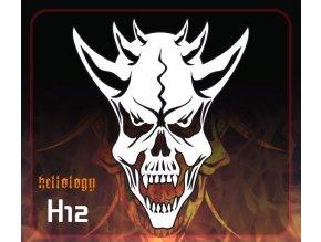 Airbrush sablon Hellology h12