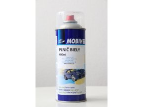 MOBIHEL spray filler fehér 400ml