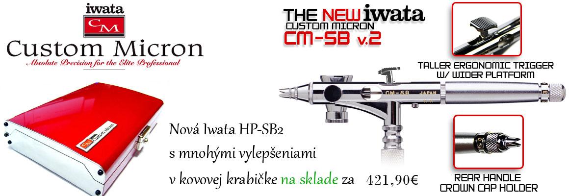 iwata hp-sb2