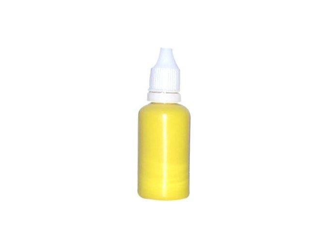 Airbrush Farba na nechty Fengda lemon yellow