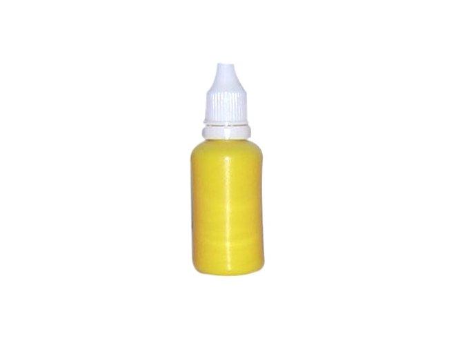Airbrush Farba na nechty Fengda light yellow