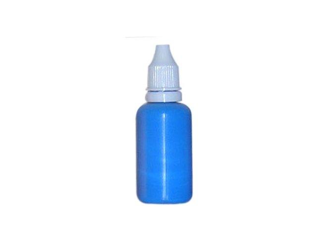Airbrush fluorescentná Farba na nechty Fengda fluorescent blue lake