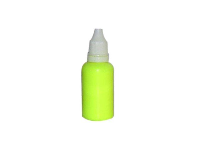 Airbrush fluorescentná Farba na nechty Fengda fluorescent lemon yellow