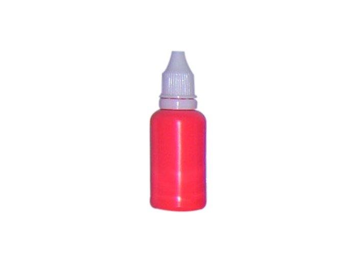 Airbrush fluorescentná Farba na nechty Fengda fluorescent scarlet
