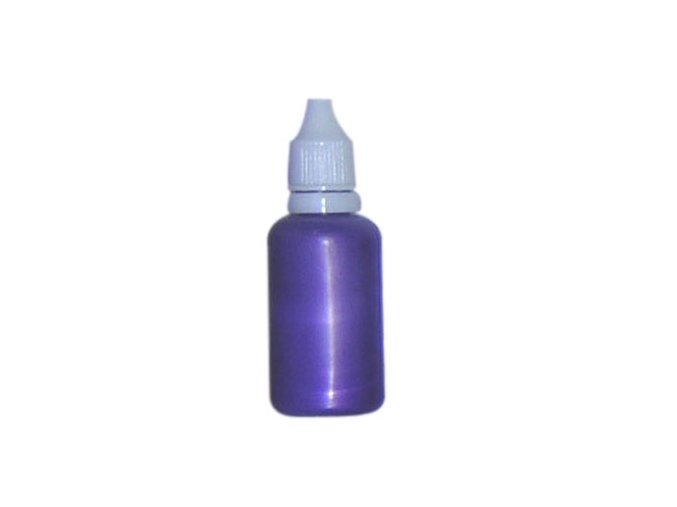 Airbrush perleťová Farba na nechty Fengda pearly purple