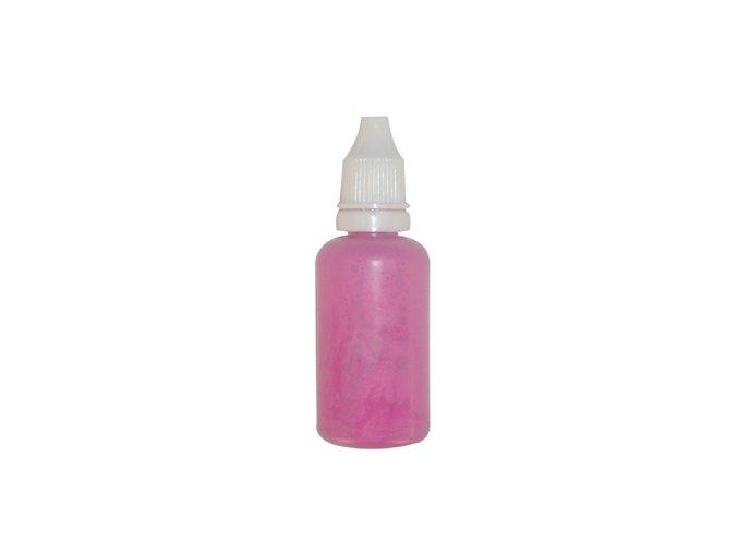 Airbrush perleťová Farba na nechty Fengda pearly light magenta