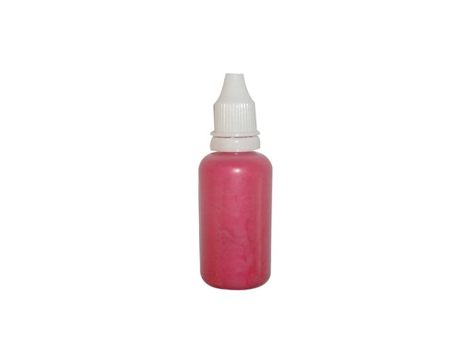 Airbrush perleťová Farba na nechty Fengda pearly rose