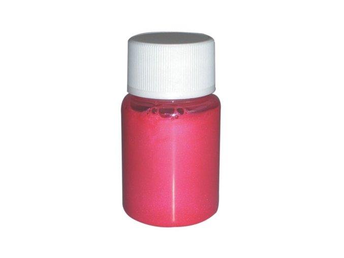 Airbrush tetovacia perleťová farba Fengda red 40 ml
