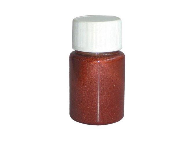 Airbrush tetovacia perleťová farba Fengda reddish 40 ml