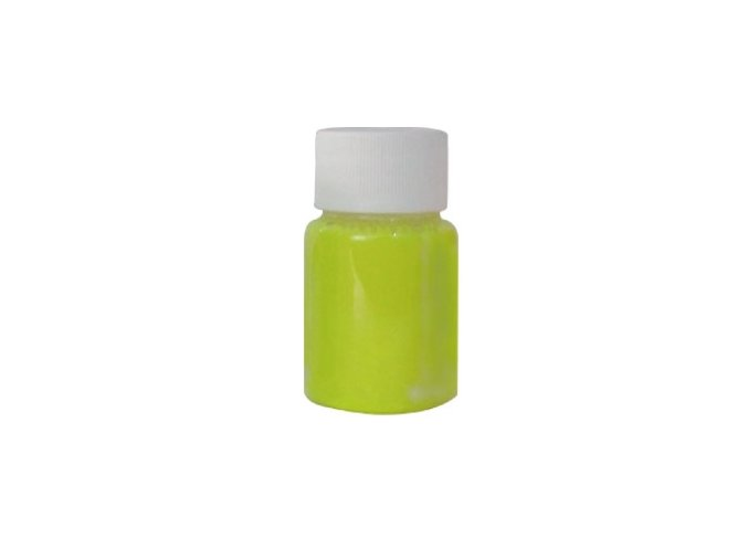 Airbrush tetovacia fluorescentná farba Fengda yellow 40 ml