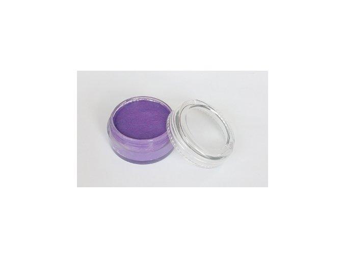 Farba pre maľovanie na telo a tvár Fengda body painting light purple 10 g