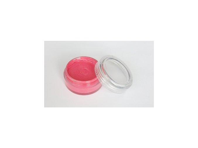 Farba pre maľovanie na telo a tvár Fengda body painting pink 10 g