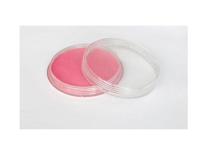 Farba pre maľovanie na telo a tvár Fengda body painting pink 30 g