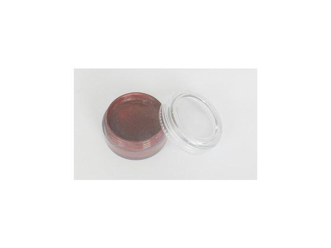 Farba pre maľovanie na telo a tvár Fengda body painting rust red 10 g