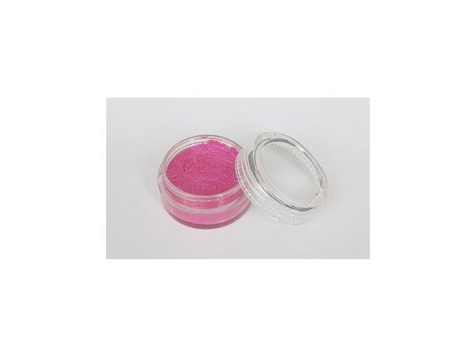 Perleťová farba pre maľovanie na telo Fengda body painting rose 10 g