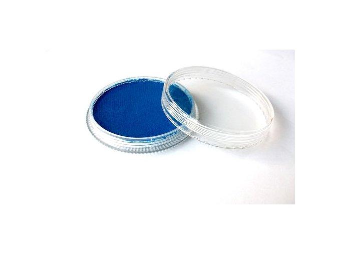 Fluorescentná farba pre maľovanie na telo Fengda body painting blue 30 g