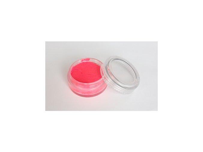Fluorescentná farba pre maľovanie na telo Fengda body painting pink 10 g