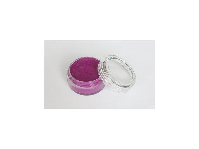 Fluorescentná farba pre maľovanie na telo Fengda body painting purple 10 g