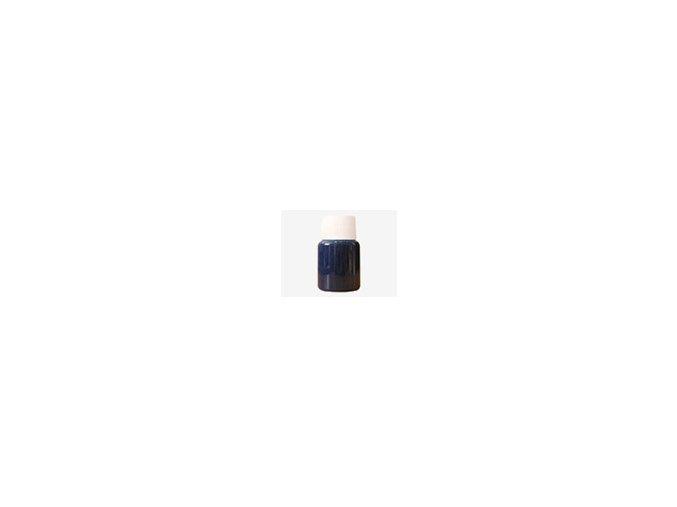 Týždenná bodypainting farba - modrá 40ml