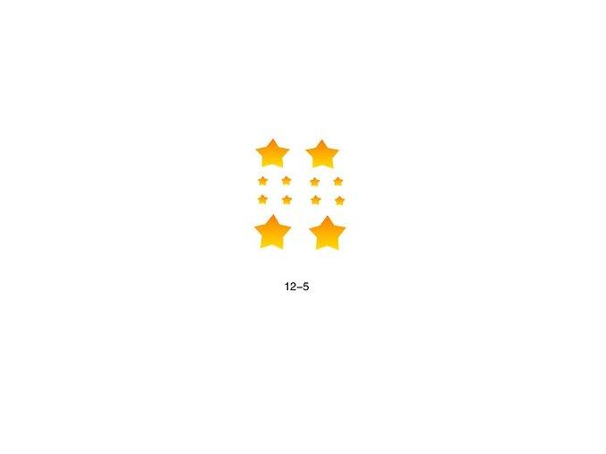 Šablóna pre trblietavé tetovanie Fengda 12-05