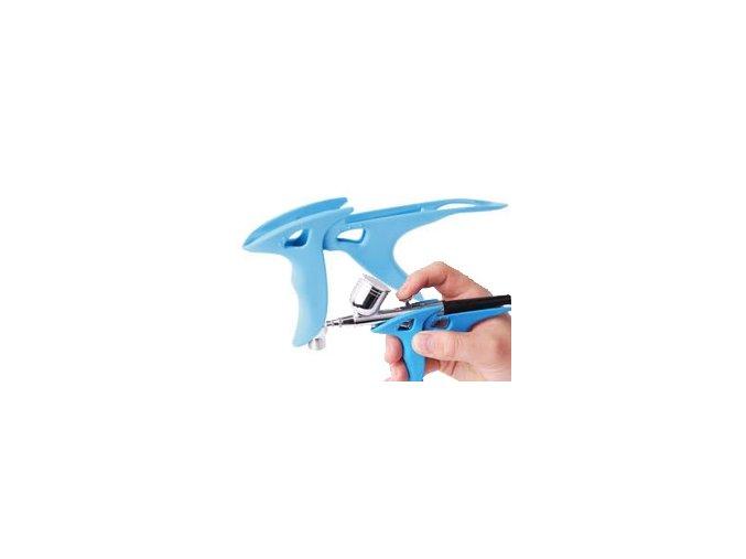Anatomická rukoväť Fengda BD-420 na airbrush striekaciu pištoľ