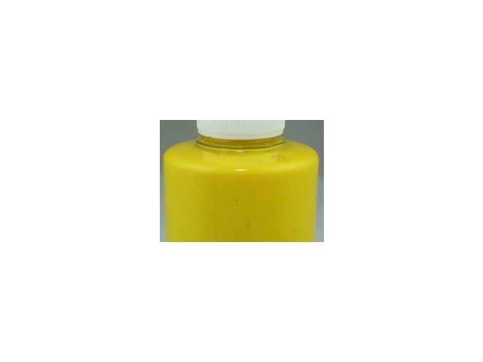 Airbrush Farba CREATEX Colors Transparent Brite yellow 60ml
