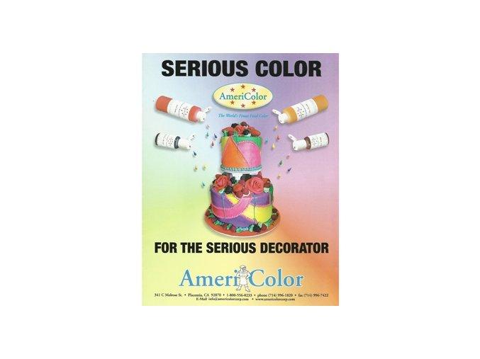 Leták Ameri Color A4