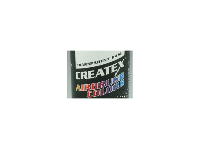 CREATEX Airbrush Colors 5601 Transparent Base 120ml