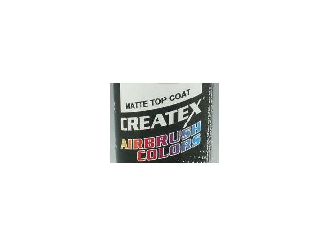CREATEX Airbrush Colors 5603 Matte Top Coat 60ml