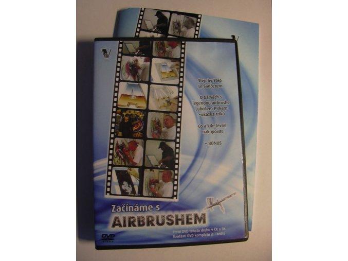 Začíname s airbrushom