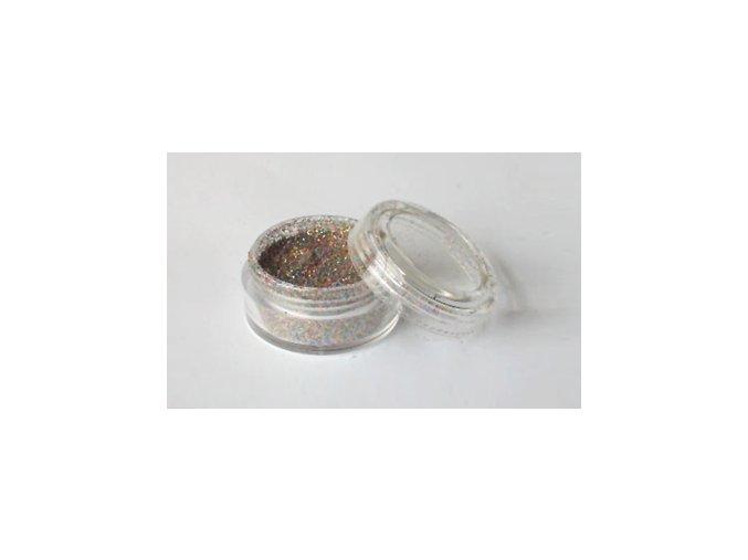 Trblietavý prášok Fengda Glitter Polychrome 10 ml