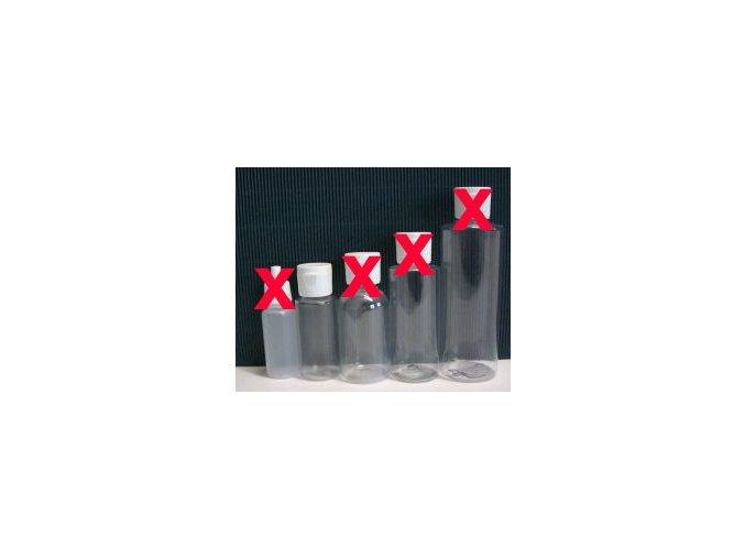 Plastová fľaštička Createx na farbu 30 ml