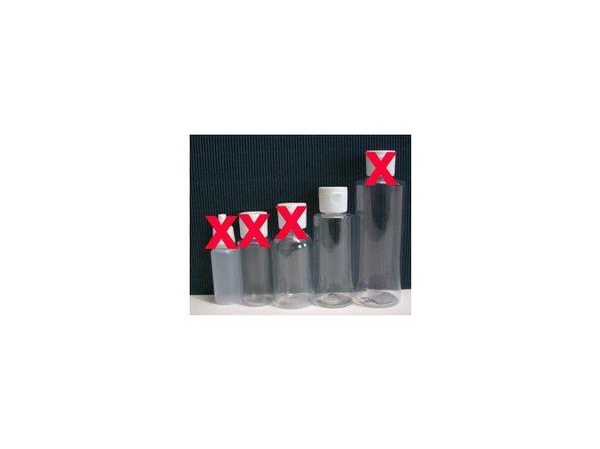 Plastová fľaštička Createx na farbu 60 ml