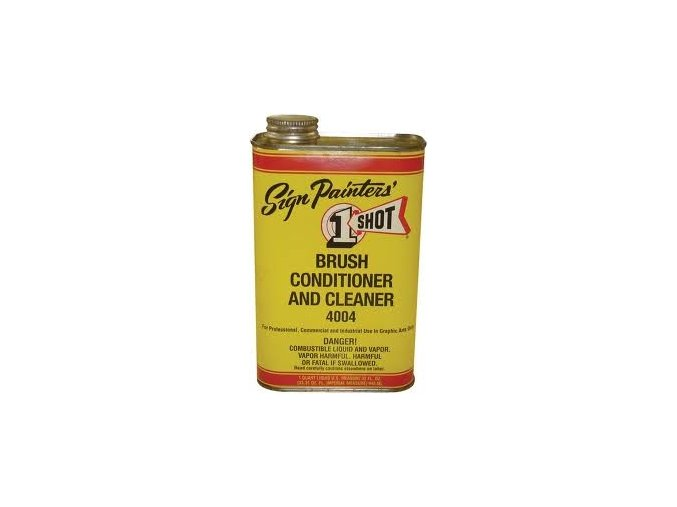 1 Shot 4004 Brush Cleaner 946 ml