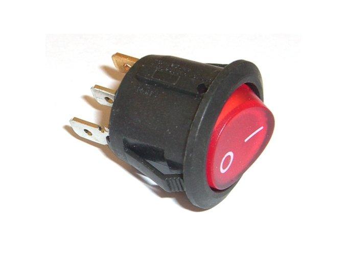 1-polohový vypínač