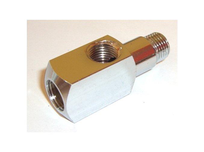 Spojka spätného ventilu, hlavy a solenoidu