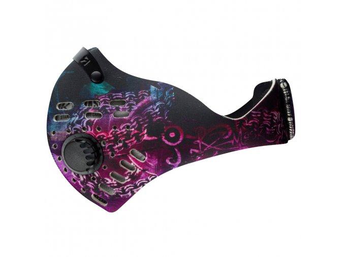 Bound M1 RZ mask