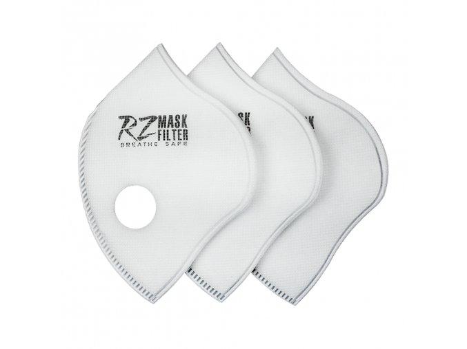 F2 High-Flo Filter - Hepa Material (3ks)