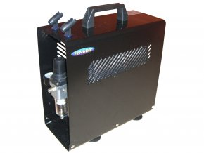 Mini kompresor s tlakovou nádobou Fengda AS-189 A