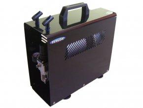 Mini kompresor s tlakovou nadobou Fengda AS-196 A