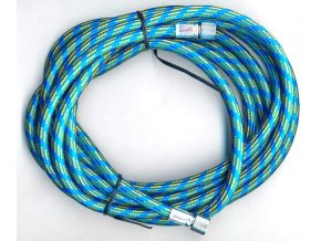 Modrá hadica Tagore TG-81 prípojná 3,0 m šrobovanie G1/8 - G1/8