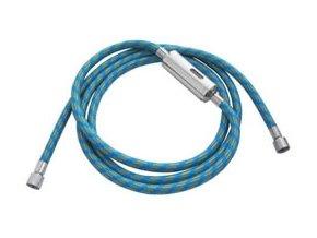 Modrá hadica Fengda BD-29 prípojná 3,0 m šrobovanie G1/8 - G1/8