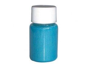 Airbrush tetovacia perleťová farba Fengda blossing blue 40 ml